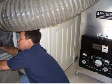 Services California Air Duct Cleaning