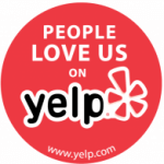 People love us at Yelp